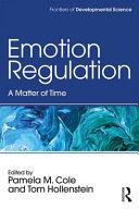 Pdf Emotion Regulation