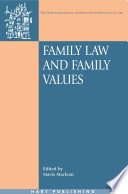 Family Law And Family Values