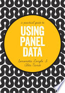 A Practical Guide to Using Panel Data Book