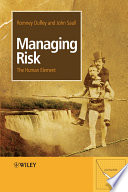 Managing Risk Book PDF