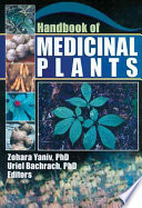 Handbook of Medicinal Plants Book