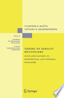 Theory of Sobolev Multipliers