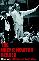The Huey P. Newton Reader Pdf/ePub eBook