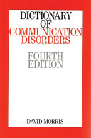 Dictionary of Communication Disorders Pdf/ePub eBook