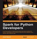 Spark for Python Developers