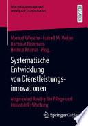 Systematische Entwicklung von Dienstleistungsinnovationen