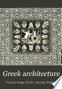 Greek Architecture Book