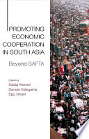 Promoting Economic Cooperation in South Asia