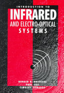 Introduction to Infrared and Electro optical Systems Book