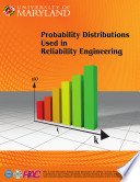Probability Distributions Used in Reliability Engineering