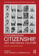 Contemporary Citizenship, Art, and Visual Culture