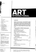 Art International Book PDF