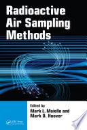Radioactive Air Sampling Methods Book