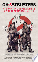 Ghostbusters   The Original Movie Novelizations Omnibus