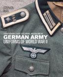 German Army Uniforms of World War II [Pdf/ePub] eBook