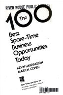 The 100 Best Spare Time Business Opportunities Today