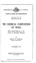 Bulletin Commonwealth Scientific And Industrial Research Organization Australia