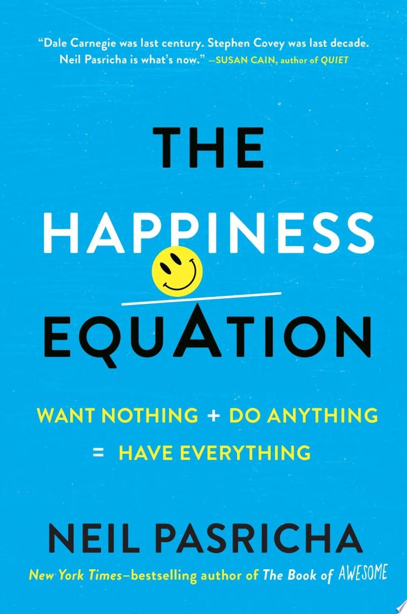 The Happiness Equation image