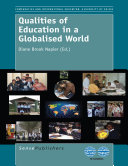 Pdf Qualities of Education in a Globalised World Telecharger