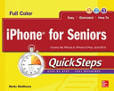 iPhone for Seniors QuickSteps [Pdf/ePub] eBook