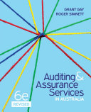 Auditing and Assurance Services in Australia  Sixth Edition Revised