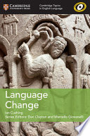 Books - New Language Change | ISBN 9781108402231
