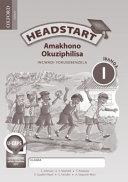 Books - Headstart Life Skills Grade 1 Workbook (IsiZulu) Headstart Amakhono Okuziphilisa Ibanga 1 Incwadi Yokusebenzela | ISBN 9780195996210