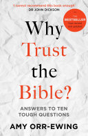 Why Trust the Bible  Book