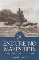 Endure No Makeshifts Pdf/ePub eBook