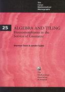 Algebra and Tiling
