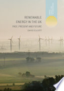 Renewable Energy in the UK Book