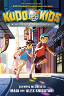 Pdf Kudo Kids: The Mystery of the Masked Medalist