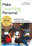 Make Learning Personal Book PDF