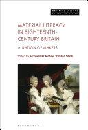 Material Literacy in Eighteenth Century Britain