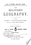 The Military Geography