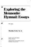 Exploring The Mennonite Hymnal Essays