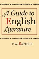 A Guide to English Literature [Pdf/ePub] eBook