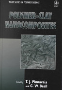 Polymer Clay Nanocomposites