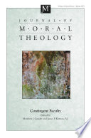 Journal of Moral Theology  Volume 8  Special Issue 1