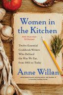 Pdf Women in the Kitchen