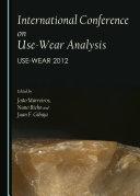 International Conference on Use-Wear Analysis Pdf/ePub eBook