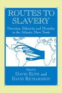 Pdf Routes to Slavery Telecharger