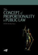 The Concept of Proportionality in Public Law