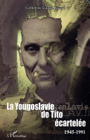 La Yougoslavie de Tito écartelée Pdf/ePub eBook
