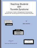 Teaching Students with Tourette Syndrome