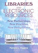 Libraries And Electronic Resources Book PDF