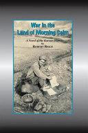 War in the Land of Morning Calm Pdf/ePub eBook