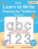 Tracing For Toddlers