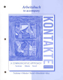 Workbook/Laboratory Manual for Kontakte