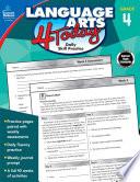 Language Arts 4 Today  Grade 4